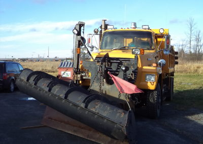 Snow Plow Operations
