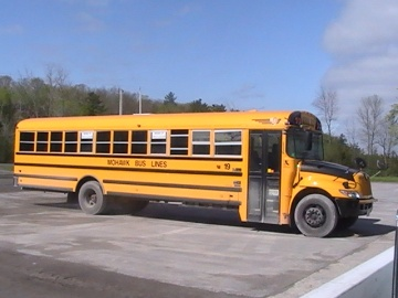 School Bus Driver Improvement Course
